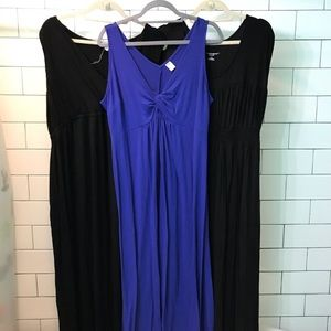 Dresses & Skirts - Plus size Maternity Lot